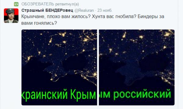 Кто устроил геноцид в Крыму?