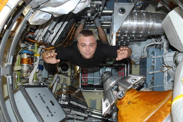 Дневник космонавта Максима Сураева