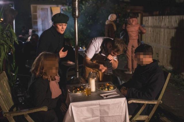 Вот так англичанин «превратил» сарай на заднем дворе в лучший ресторан Лондона по версии TripAdvisor