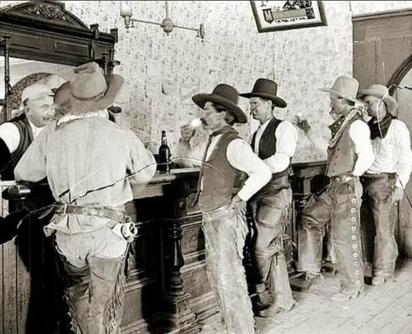 Сколько стоила выпивка на Диком Западе