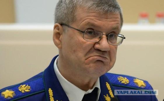 """Генпрокурор РФ: """"Правый сектор"""" пытался устроить госпереворот в России"""" - Цензор.НЕТ 7830"""