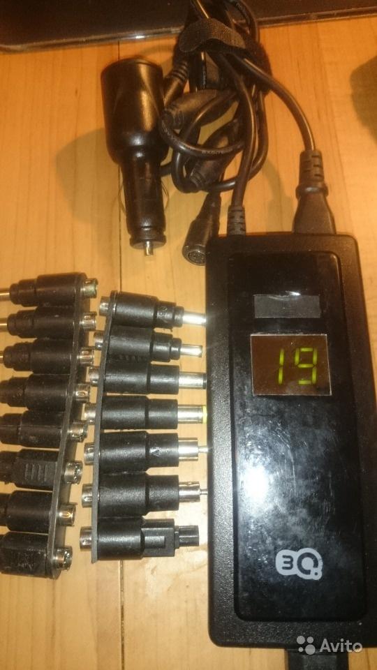 Автомобильный/сетевой адаптер питания 3Q SA-08-DSC, Питер