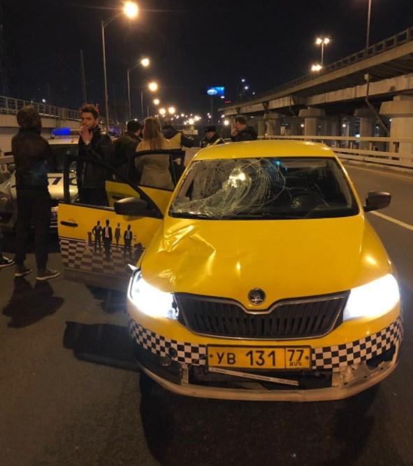 Полицейские в ходе рейда таксистов в Москве задержали 18 уголовников и возбудили 55 тысяч административных материалов!
