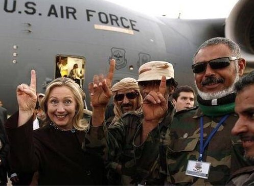 Билл и Хиллари Клинтон планирует покинуть страну