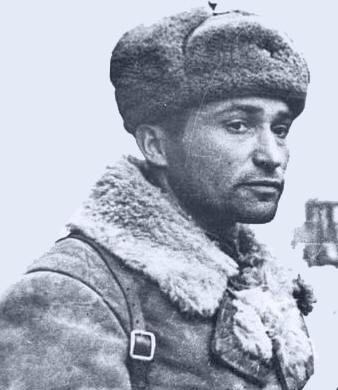Как Чапаев бил фашистов