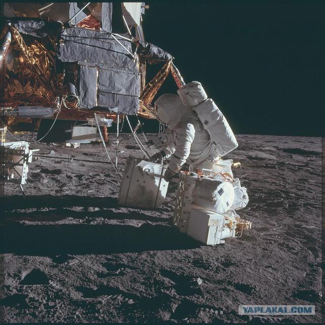 Опубликовано свыше 8 тыс. фотографий c Луны
