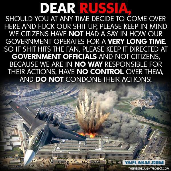Dear Russia