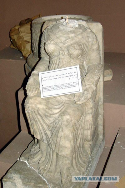 Арматура в древних артефактах