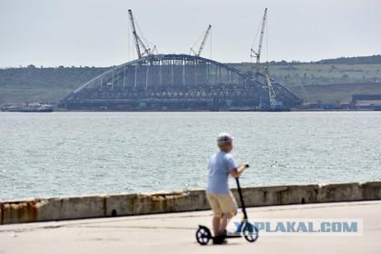 Украина подаст иск против России из-за строительства Крымского моста