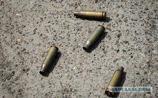 Украинский пограничник выстрелил в любителей селфи