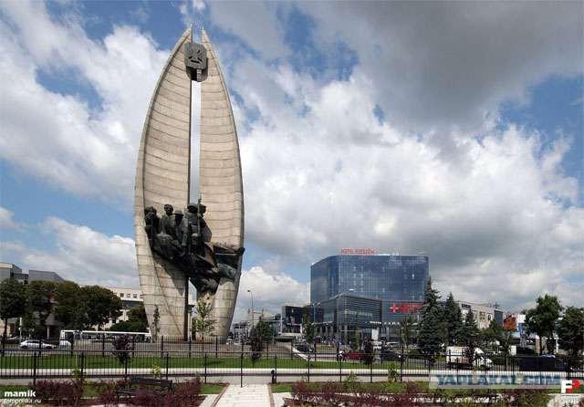 Жители и мэрия города Жешув отказались демонтировать памятник воинам Красной Армии