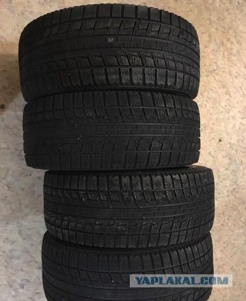 Продаю Bridgestone Blizzak Revo 2 205/55/16 в Спб