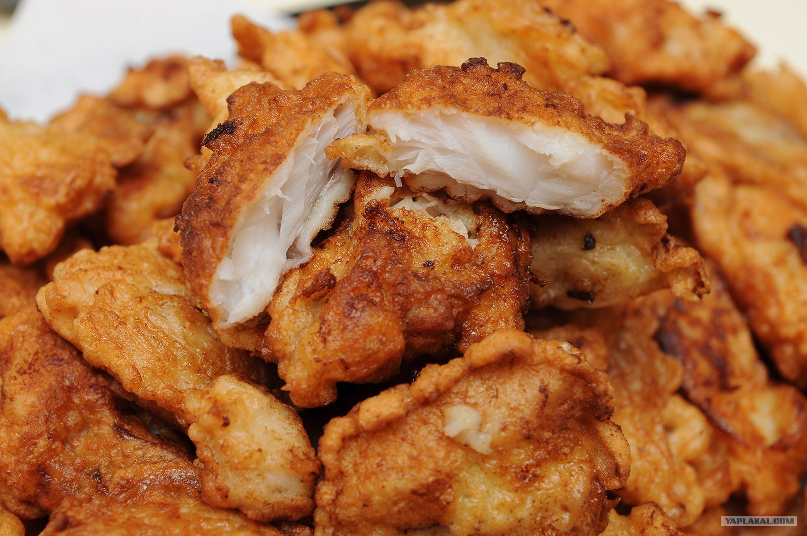 Рыба в кляре пышная пошаговый рецепт