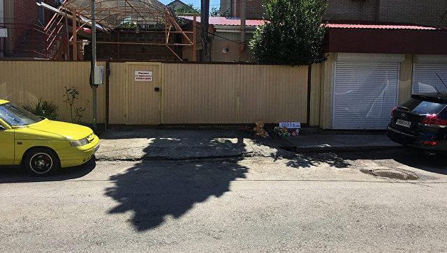 Ливневку в Сочи, где погиб ребенок, переделывал хозяин местной гостиницы