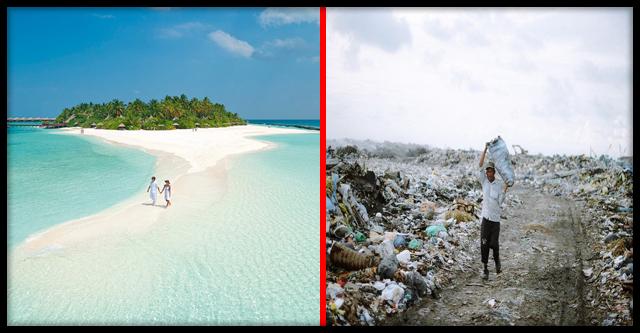 «Рай оказался адом»: обратная сторона Мальдив — самого грязного острова в океане