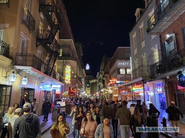 Новый Орлеан - новые открытия!