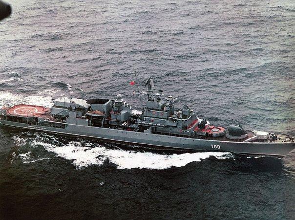 Путин поднял ВМФ РФ с колен и пустил на утилизацию
