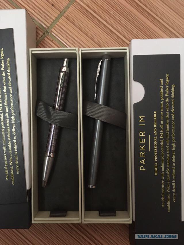 Parker - Ручка от бога! По доступной цене.