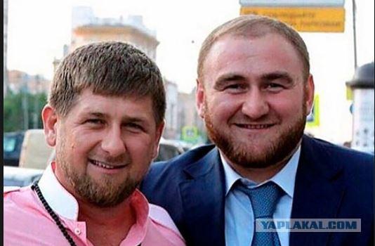 Стало известно овражде семьи задержанного сенатора сКадыровым