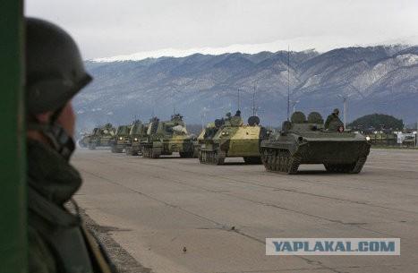 Армяне требуют выведения российской военной базы