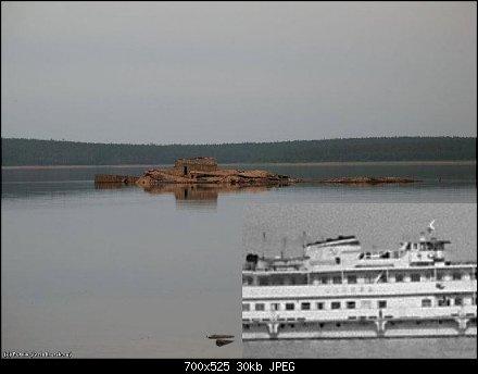 Затонувшие корабли, которые видны с поверхности часть 2