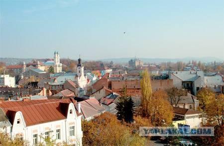 Ужгород - город, который не забывается