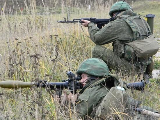 Российские войска решили задержаться у границы