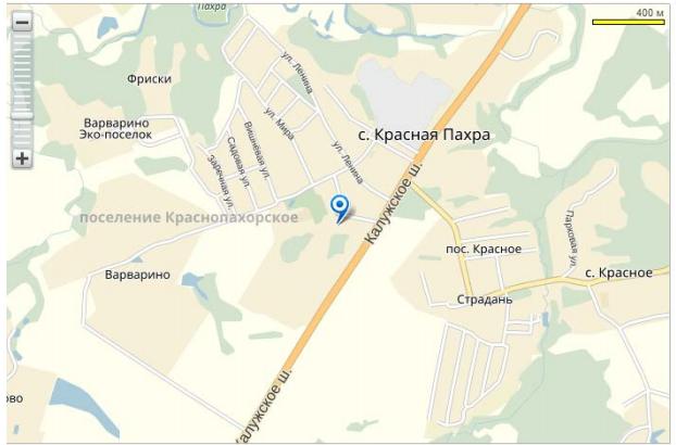 Сдам в аренду складские и производственные помещения (Москва, Калужское шоссе)