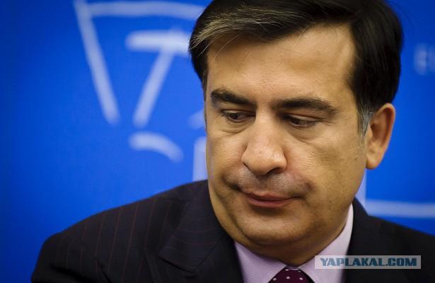 Саакашвили резко ответили заоскорбление Медведева