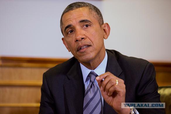 Барак Обама не планирует посещать Москву на 9 мая