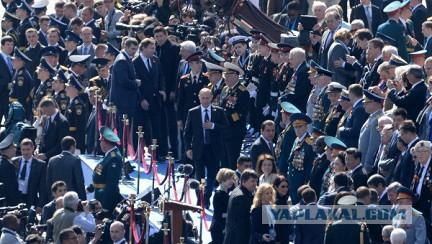 Иностранные СМИ о Параде Победы в Москве: Россия