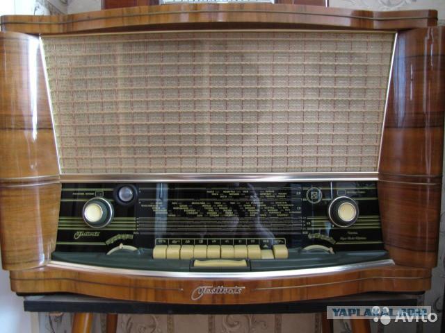 Куплю радиоприемник Фестиваль
