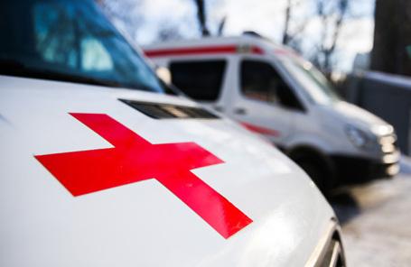 «Итальянская забастовка» скорой помощи в городе Окуловка Новгородской области