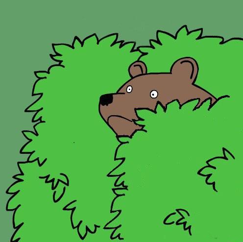 Гифка медведя шлюха