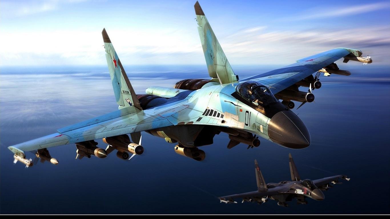Россия и ОАЭ подписали соглашение о намерении закупки истребителей Су-35