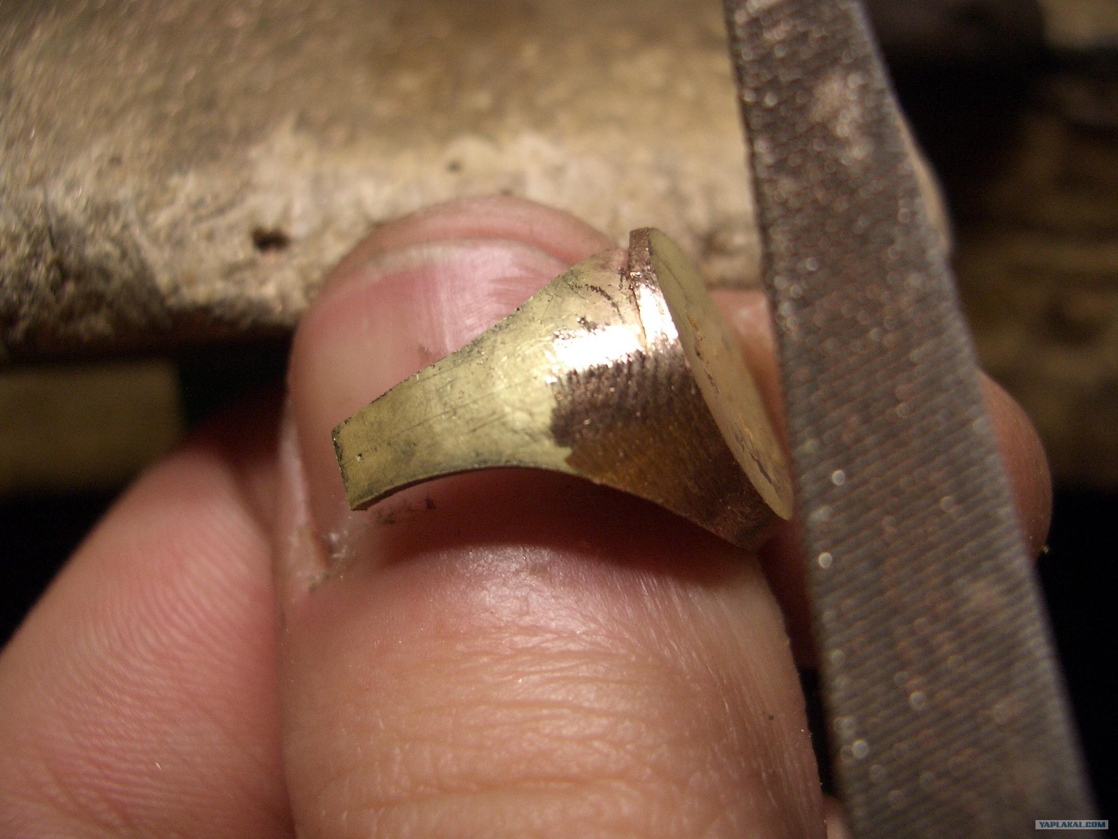 Самодельное кольцо на член 15 фотография