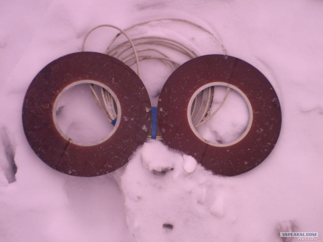 Схема антенна из пивных банок