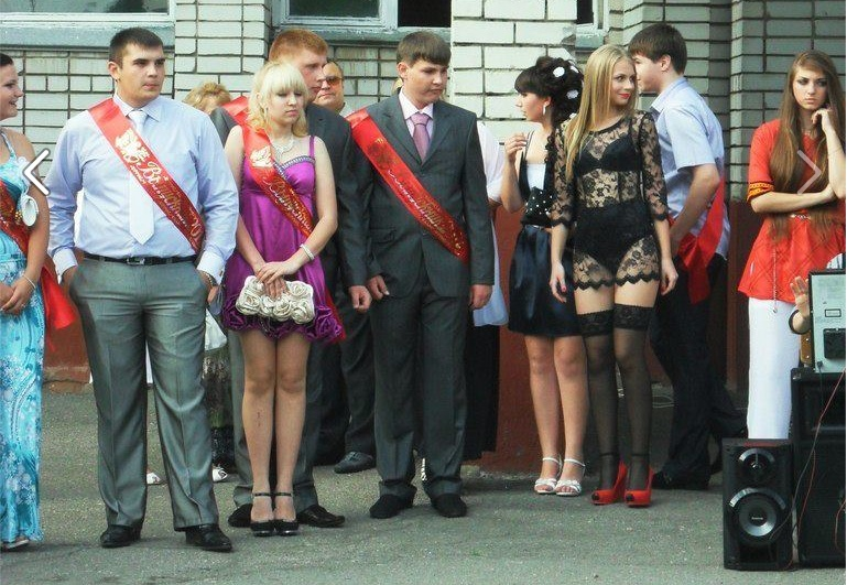 Засветы Выпускниц Секс На Русском Языке