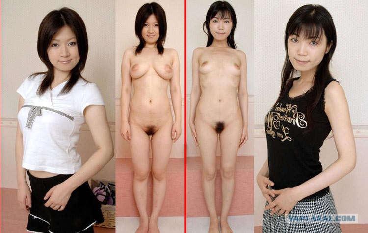 фото голых японок без одежды