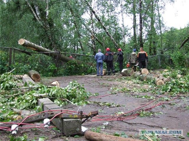 Tornado In Russia, 8 Giugno 2010 Post-3-12762555522932