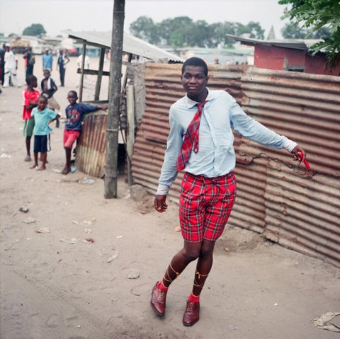 """Африканские """"модники"""""""