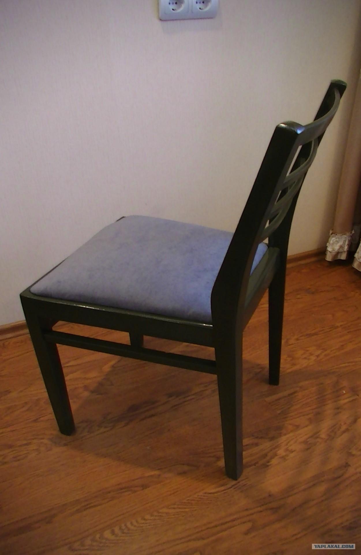 Реставрируем стулья своими руками фото