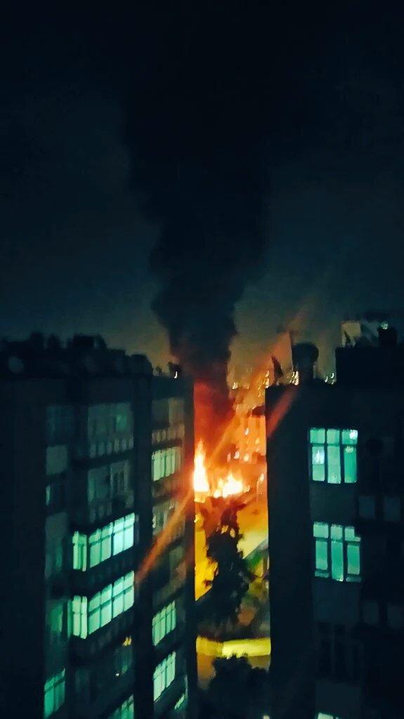 Четыре мощных взрыва прогремели в Турции