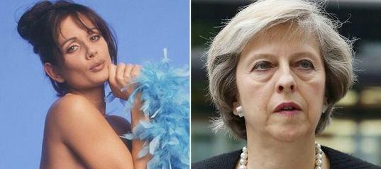 Порноактрису перепутали в Твиттере с новым премьер-министром Великобритании
