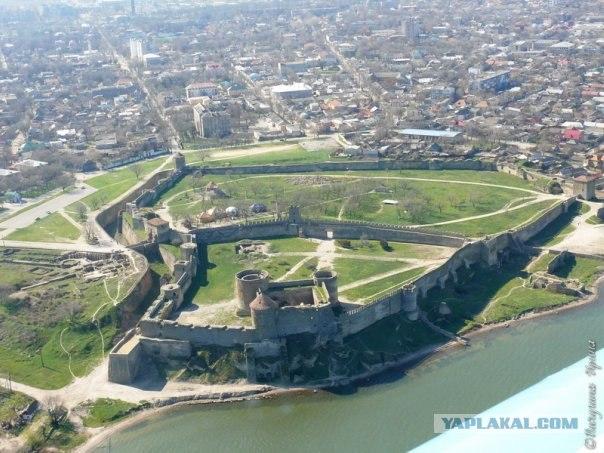 Перелёт Гидропорт - Белгород-Днестровская крепость