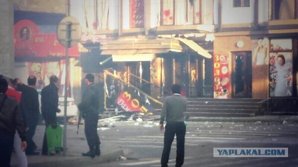 В Махачкале прогремели два взрыва