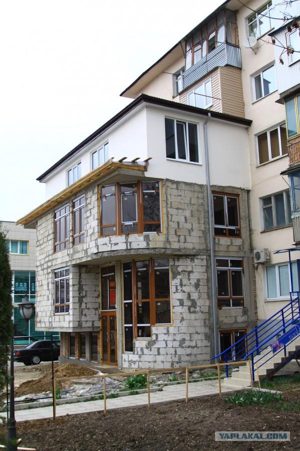 Русское искусство строительства балконов - Яплакалъ.