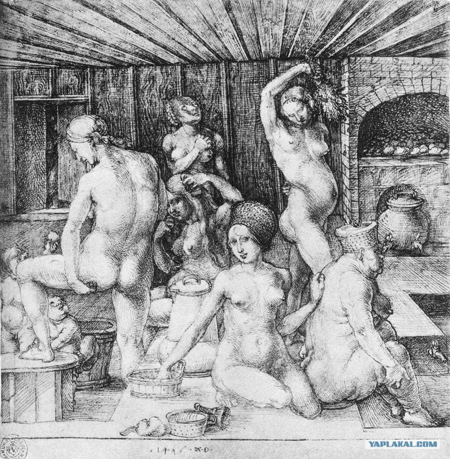 Секс в картинах средневековья 5 фотография