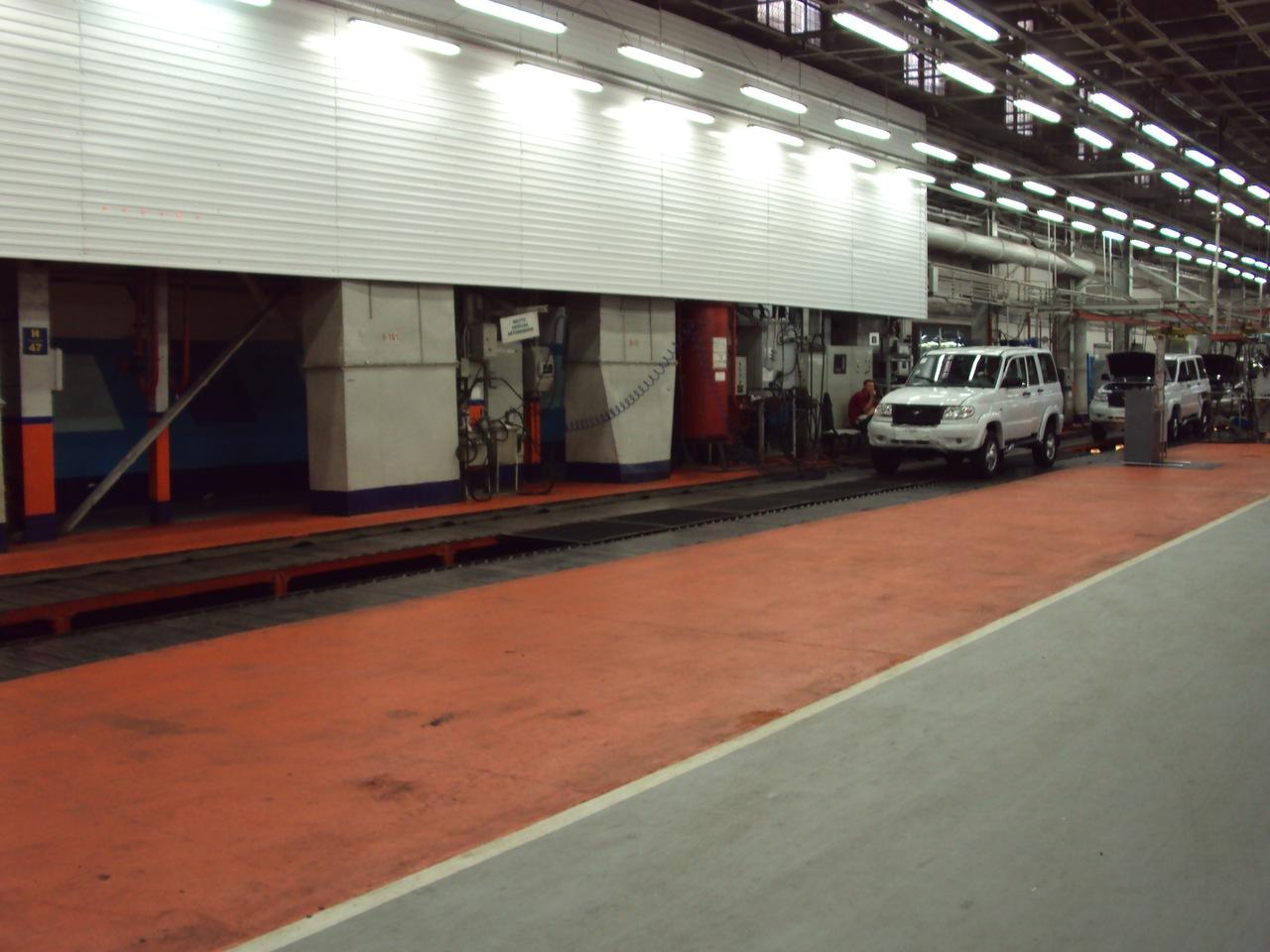 post 3 13128332419466 Завод УАЗ