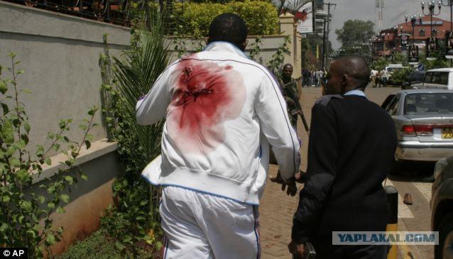 Бойня в Найроби: отпускали живыми лишь мусульман